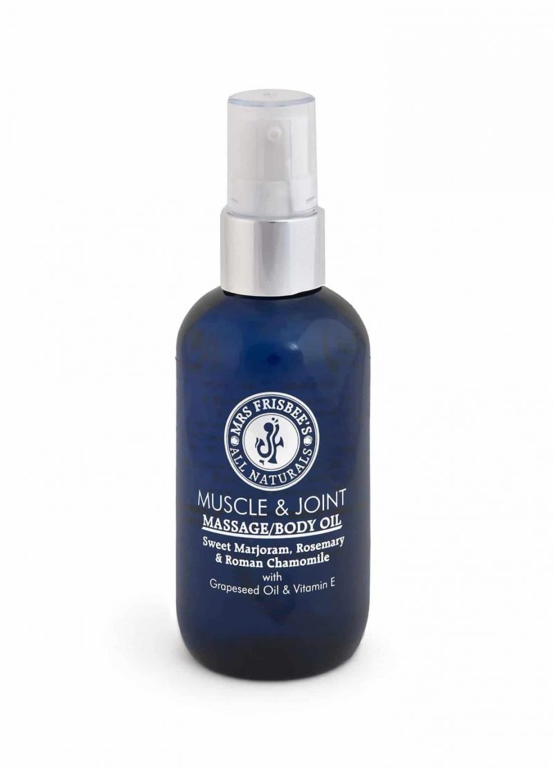 Muscle and Joint Massage/Body Oil.