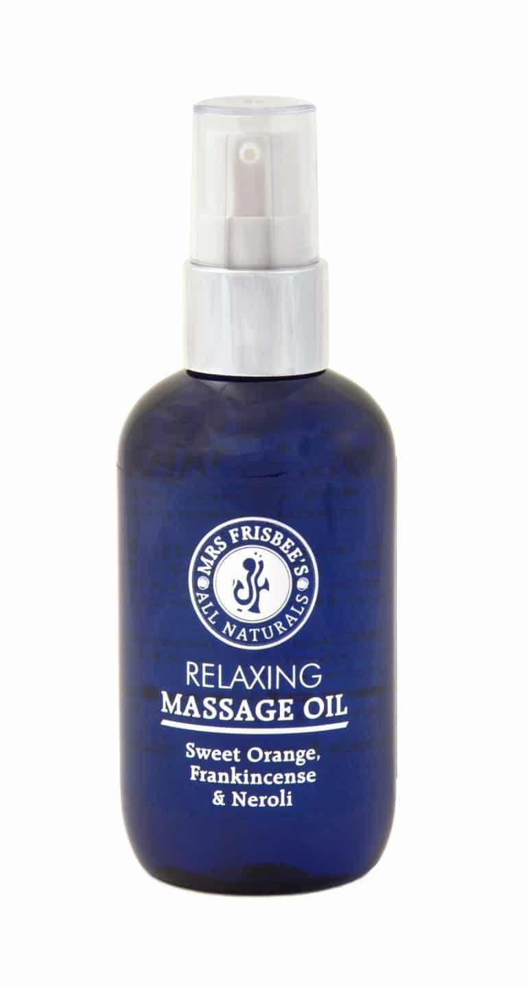 Relaxing Massage/Body Oil.