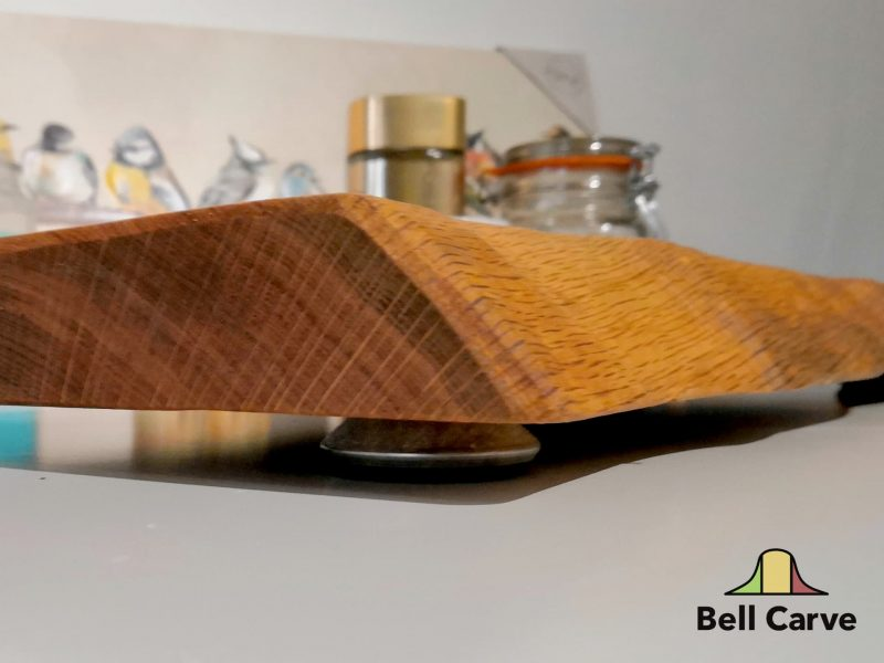 Bell Carve Mighty Oak Chopping Board
