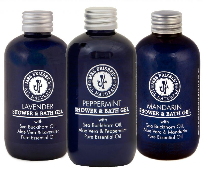 Aromatherapy Shower and Bath Selection (Set of 3).