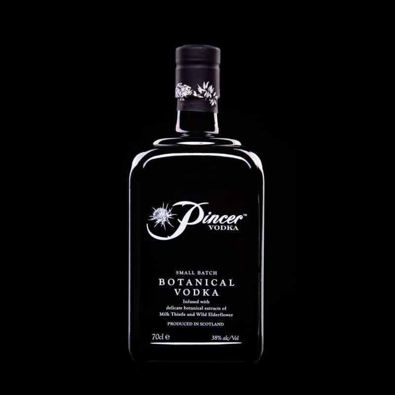 Crossbill Distilling - Pincer Botanical Vodka - Unique Scottish wheat vodka - Distilled in Britain