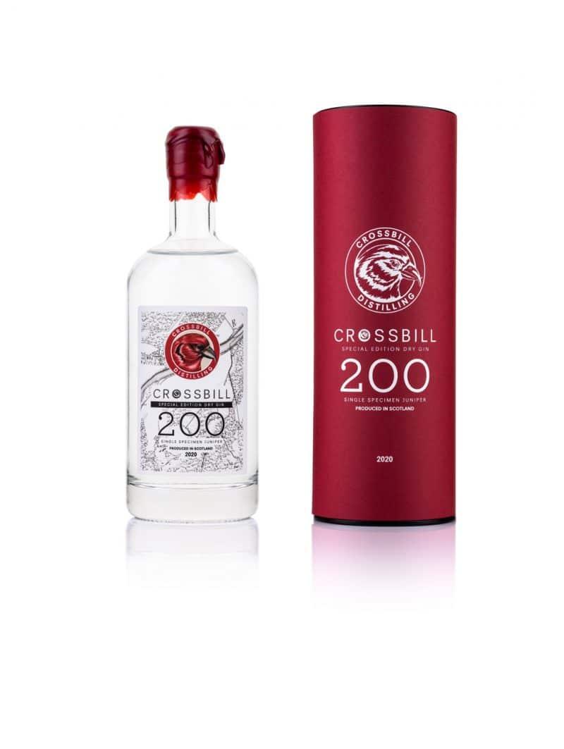 Crossbill Distilling Ltd - Crossbill Single Specimen Dry Gin - Made In Britain