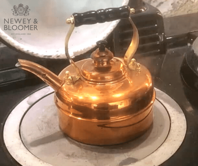 Simplex Highgrove No. 1- Simplex Kettles by Newey & Bloomer -  Made from the highest grade copper