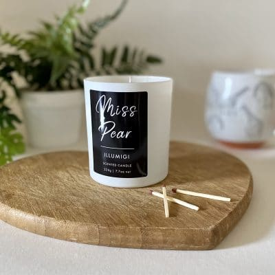 Pear Scented Candle