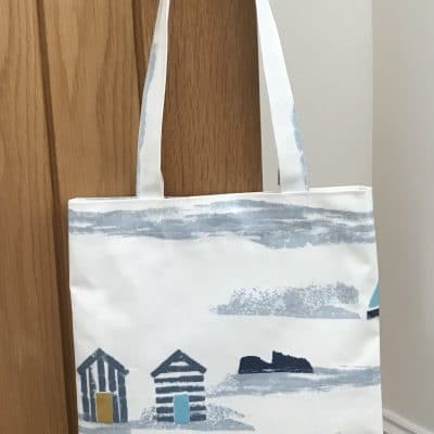 Plush Nugget - Tote Bag - Shoulder Bag - Seashore Seaside Patterned