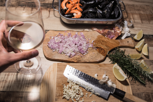 Pairing Food with Wine: 6 Ideas for English Wine Week and Beyond